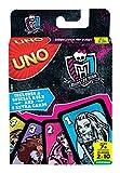 Mattel Spiele CJM75 - UNO Monster High Kartenspiel