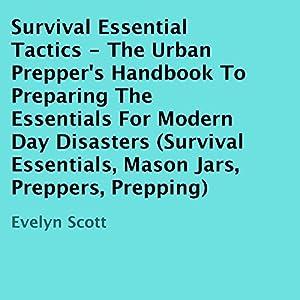 Survival Essential Tactics Audiobook
