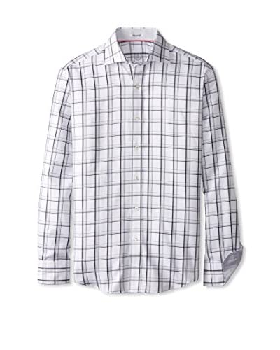 BUGATCHI Men's Henry Shirt