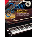 CP72626 - Progressive Piano Method Book 1 Beginners