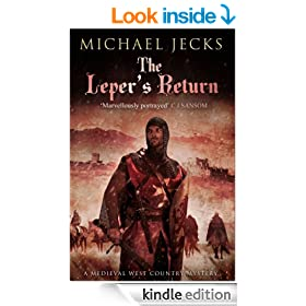 The Leper's Return (Knights Templar Mysteries 06)