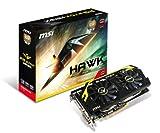 MSI R9 270X HAWK グラフィックスボード Radeon R9 270X 2GB 日本正規代理店品 VD5169 R9 270X HAWK
