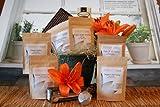 Flower Garden Gourmet Tea Gift Basket