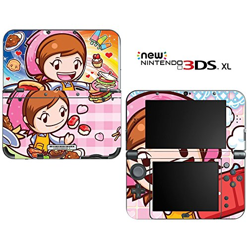 Cooking Mama Decorative Video Game Decal Cover Skin Protector for the