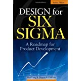 Design for Six Sigma: A Roadmap for Product Development ~ Kai Yang