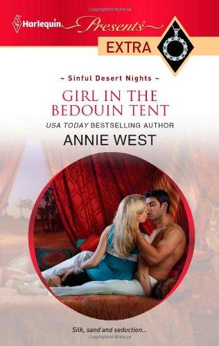 Image of Girl in the Bedouin Tent