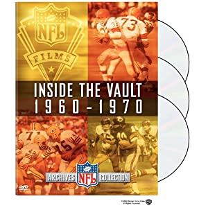 NFL Films Archive Collection: Inside the Vault V. 1-3 by Team Marketing