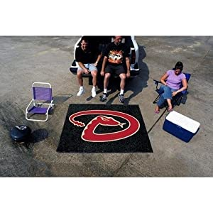 Arizona Diamondbacks Tailgate Area Rug 5
