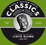 echange, troc Lloyd Glenn - The Chronological Lloyd Glenn 1954-1957