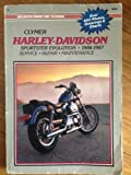 img - for Harley-Davidson: Sportster Evolution, 1986-1987 : Service, Repair, Maintenance book / textbook / text book
