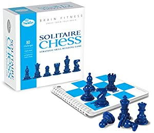 Brain Fitness Solitaire Chess Game