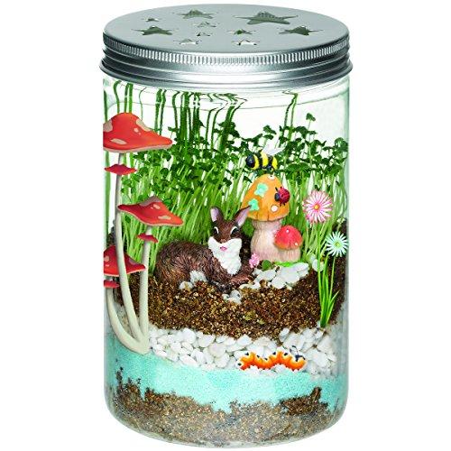 Creativity For Kids Grow 39 N Glow Terrarium New EBay