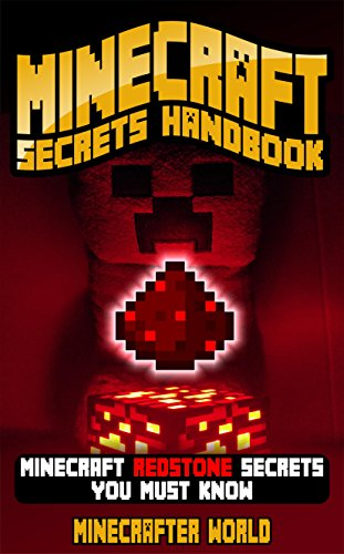 minecraft redstone handbook amazon