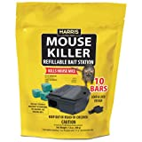 Mouse Killer (10 Bars with Refill Bait Station)