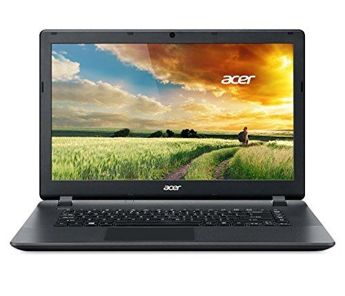 Acer Aspire ES1-511 - Portátil de 15.6'' (Intel Celeron N2830, 4 GB RAM, 500 GB Disco Duro) - Negro