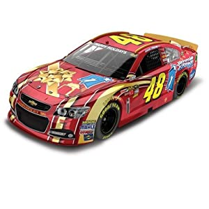 Jimmie Johnson 2013 Action 1:24 Jimmie Johnson Foundation Holiday Diecast by Action