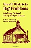 img - for Small Districts, Big Problems: Making School Everybody's House (Wiley Series in Probability and) by Schmuck Richard A. Schmuck Patricia A. (1992-07-17) Paperback book / textbook / text book