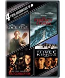 4 Film Favorites: Mark Wahlberg (The Perfect Storm, Three Kings, Rock Star, The Corruptor: Platinum Series)