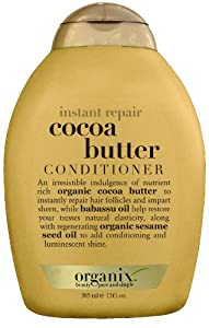Organix Instant Repair Conditioner, Cocoa Butter, 13 Ounce
