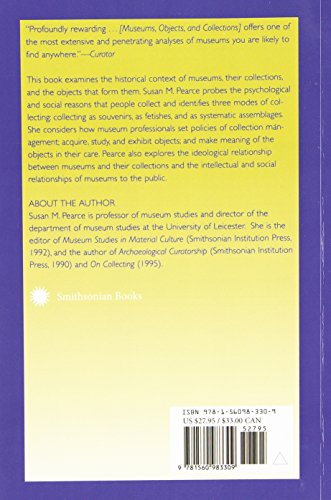 Museums Objects Collec Pa: A Cultural Study
