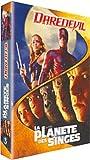 echange, troc Daredevil / La Planète des singes 2001- Bipack 2 DVD