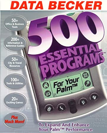 500 Essential Palm Programs