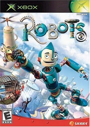 Robots - Xbox front-302389