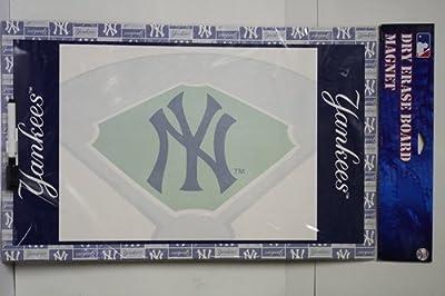 MLB New York Yankees Dry Erase Wall Magnet