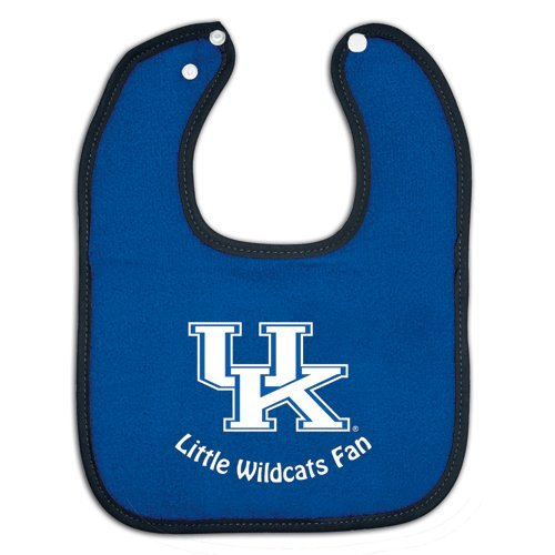 Ncaa Kentucky Wildcats Baby Bib front-685587