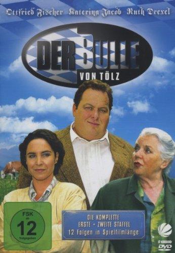 Der Bulle von Tölz - Staffel 1 + 2 [6 DVDs]