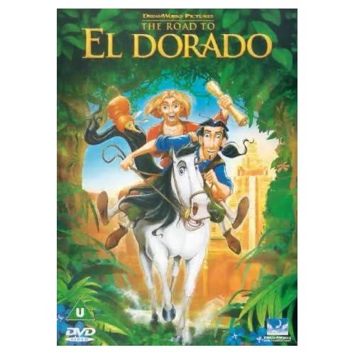 الطريق إلى الإدوادور مترجم The Road To El Dorado 51GX54VXEDL._SS500_
