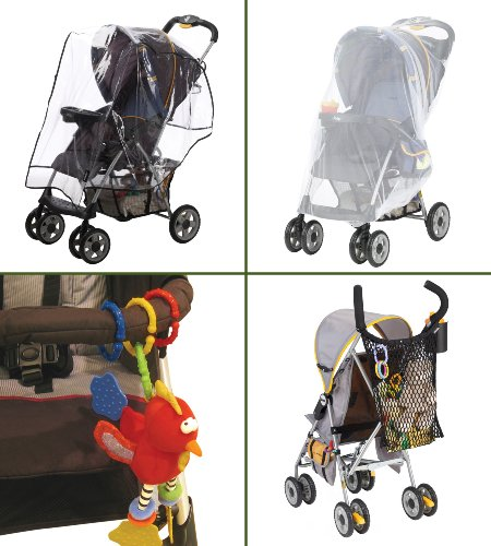Jeep Stroller Essential Accessories Starter Kit