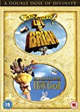 The Life of Brian / Monty Python and the Holy Grail Double Pack [DVD] [1974]
