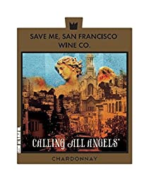 2013 Save Me San Francisco Calling All Angels Chardonnay 750 mL Wine