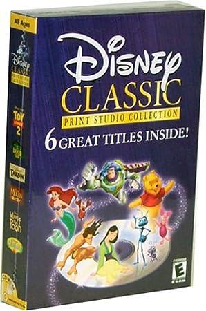 Disney Print Studio Collection