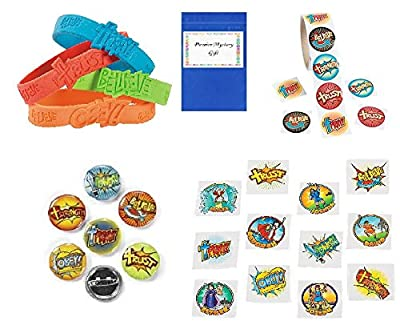 Religious / Spiritual / Christian Theme Party Favors (232 Piece)