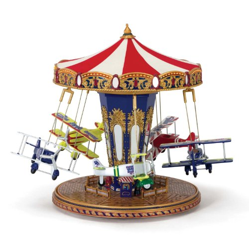 Gold Label World's Fair Biplane Ride