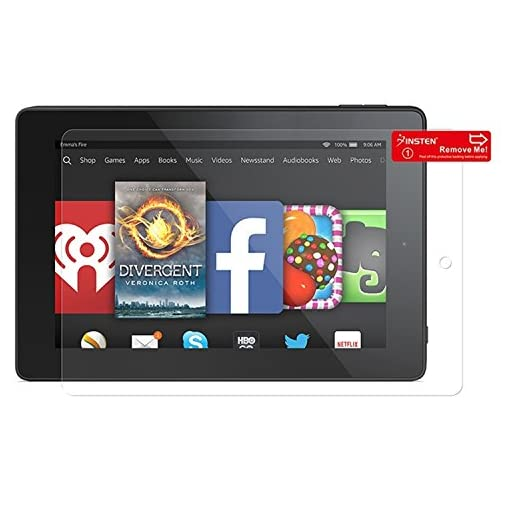 Kindle-Fire-HD-7-Screen-Protector-Insten-Anti-Glare-Screen-Protector-compatible-with-Amazon-Kindle-Fire-HD-7-2014-Version