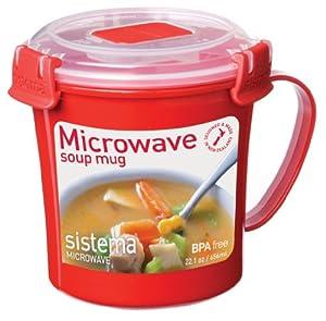 Sistema Soup Mug, 656 ml