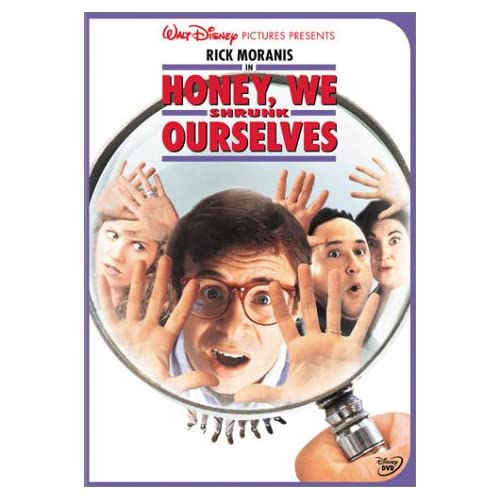 Honey,We Shrunk Ourselves[1997]DvDrip[Eng] Toxic3 preview 0