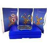 Scooby-Doo! : 3 DVDs in Frühstücksbox : Astronautennahrung für Aliens - Dschungeldämonen - Die Schneemonster (Lunchbox)