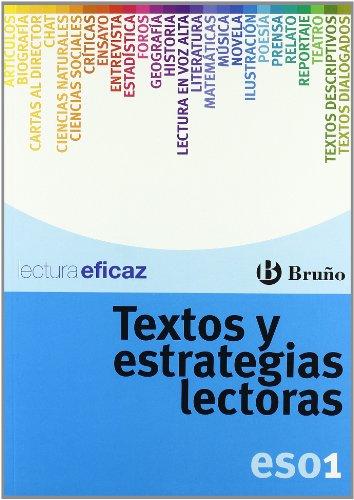 TEXTOS Y ESTRATEGIAS LECTORAS 1