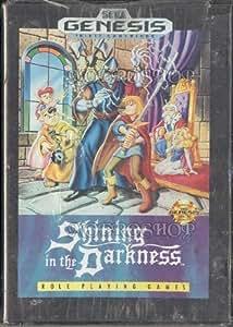 Shining in The Darkness - Sega Genesis