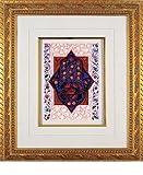 3D Judaica Art Hamsa