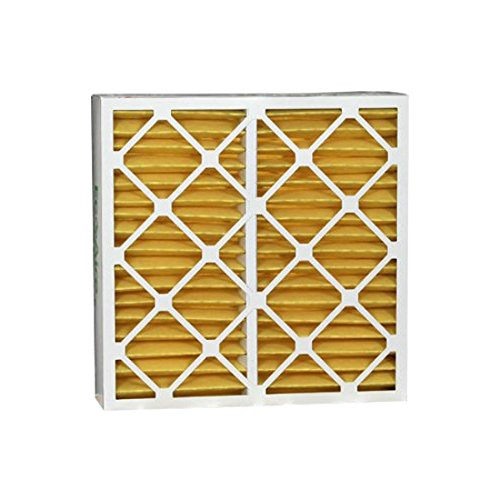 Eco-Aire P15S.042032 MERV 11 Pleated Air Filter, 20 x 32 x 4""