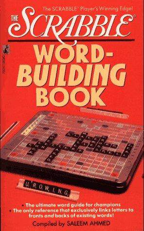 Scrabble Word Building Book, Saleem Ahmed