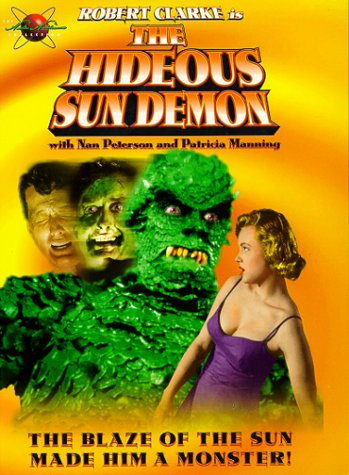 Hideous Sun Demon [DVD] [1959] [US Import] [NTSC]