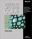 Writing Secure Code (0735615888) by Howard, Michael