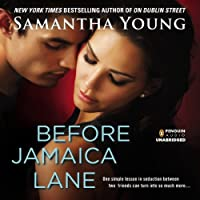 Before Jamaica Lane: On Dublin Street (       UNABRIDGED) by Samantha Young Narrated by Lee Angel
