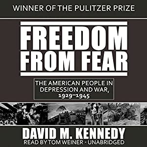 Freedom from Fear Audiobook